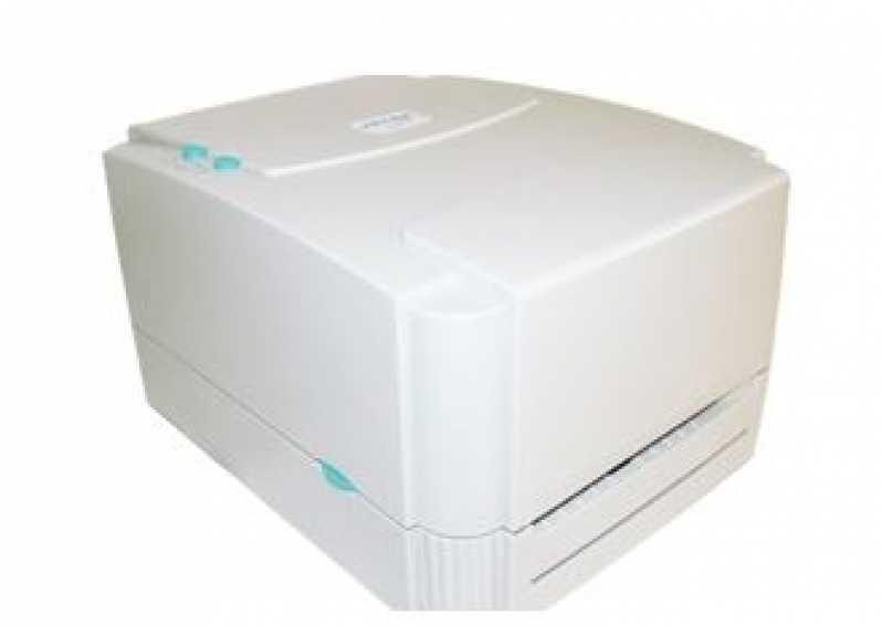 Fábrica de Impressora Térmica de Etiqueta Sertãozinho - Impressora Térmica de Etiqueta