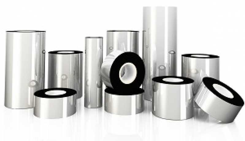 Filmes para Impressoras Ribbon Santa Isabel - Impressora Etiqueta Ribbon