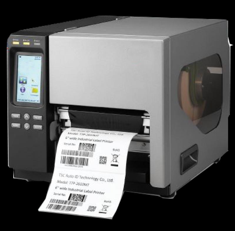 Impressora Ribbon Preto Valor Bom Despacho - Ribbon para Impressora de Etiqueta