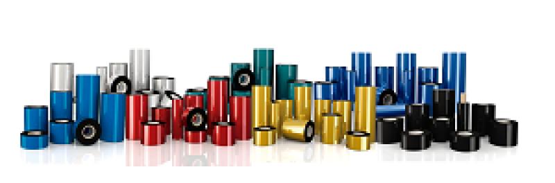 Loja de Impressora Ribbon Colorido Valinhos - Ribbon para Impressora de Etiqueta