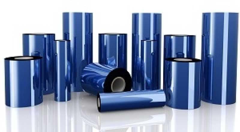 Ribbons para Impressoras de Etiqueta Recife - Ribbon para Impressora Termo