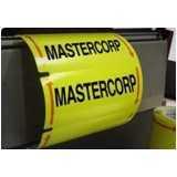 fornecedor de etiqueta ribbon de cera ou resina para impressão Brusque