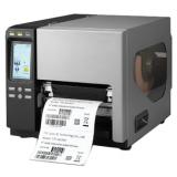 impressora térmica etiqueta colorida